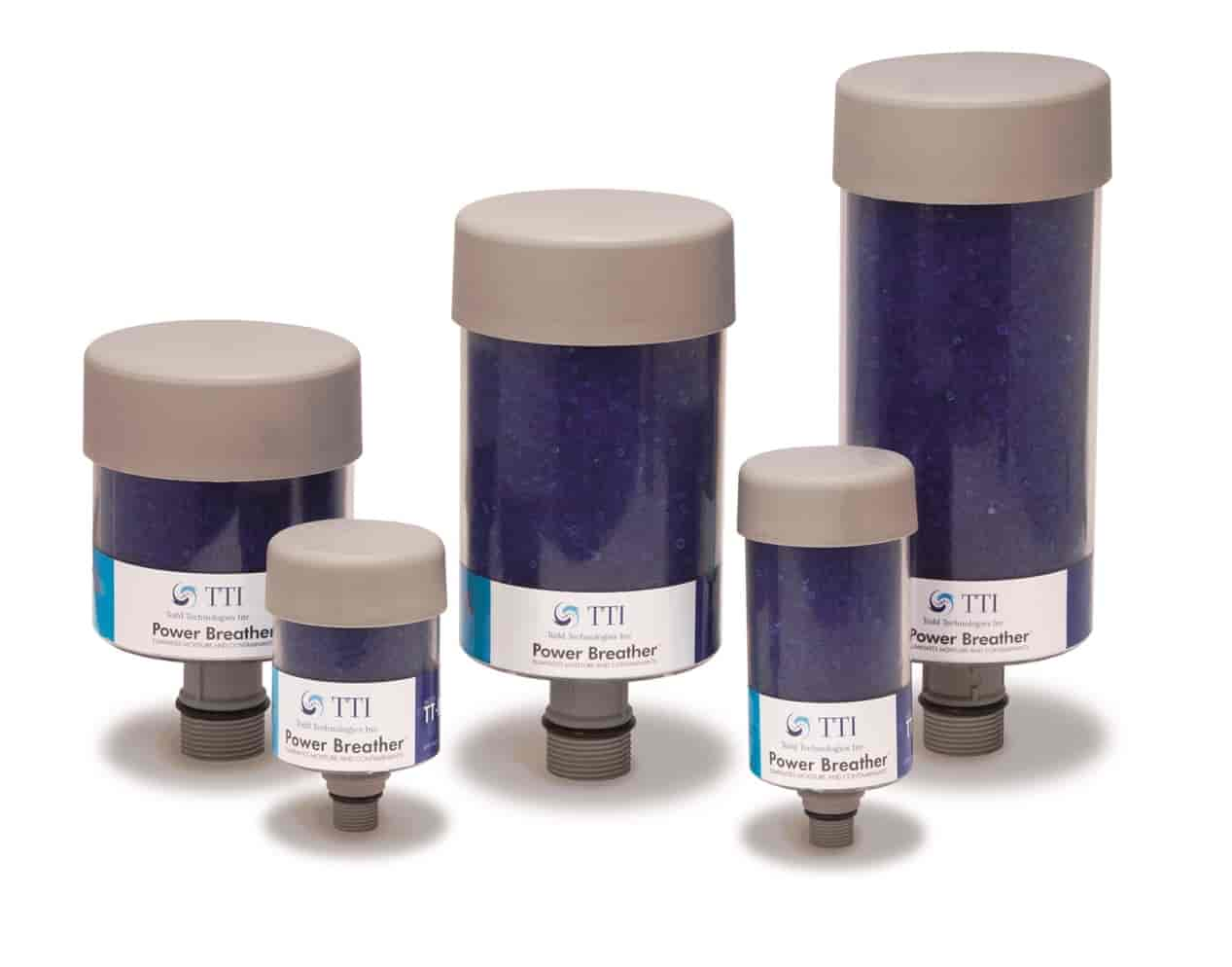 2021 Desiccant Air Breathers