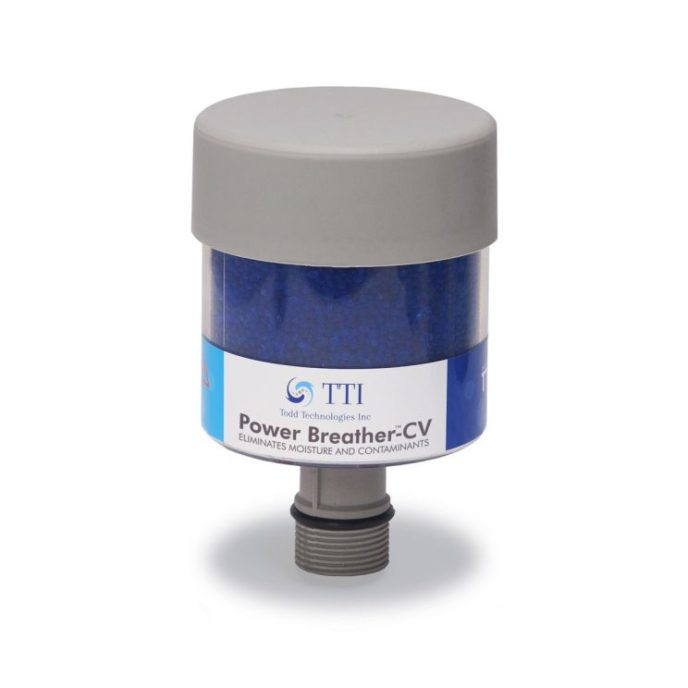 Replacement for Beach BB-AG-2V Desiccant Air Breather with check valve