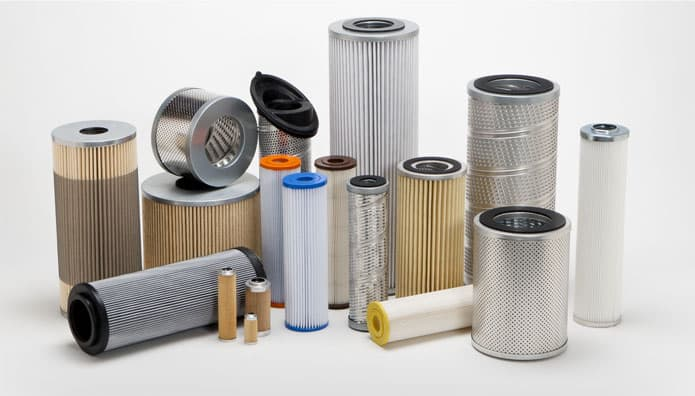 Elements for High-Flow Housings, Vessels, and Filter Carts